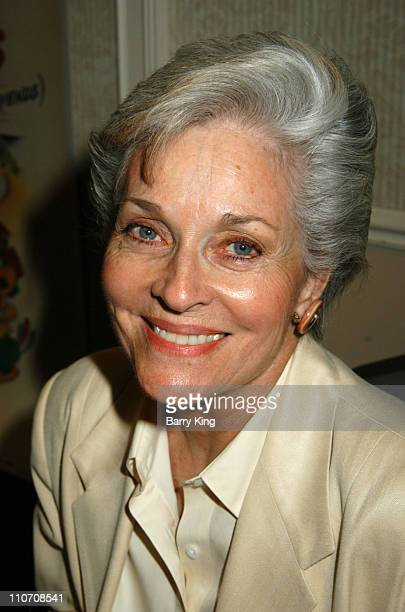 Lee Meriwether during Hollywood Collectors Celebrities Show 2004 at Beverly Garland's Holiday Inn in North Hollywood California United States