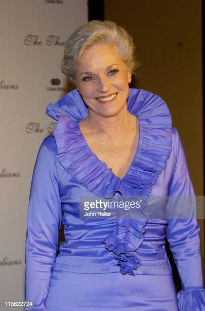Lee Meriwether during The 49th Annual Thalians Ball at Century Plaza Hotel in Los Angeles California United States