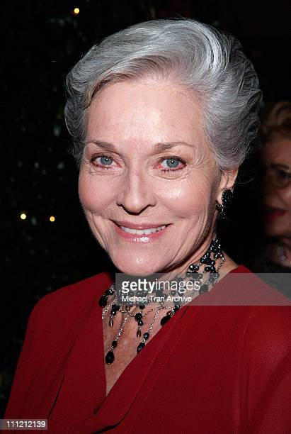 Lee Meriwether during The Thalians 50th Anniversary Musical Extravaganza Gala Arrivals at Hyatt Regency Century City Plaza in Los Angeles California...