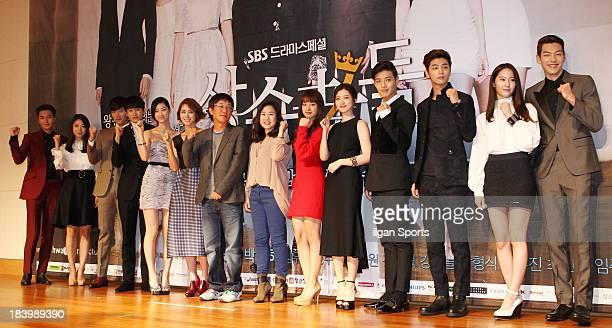 Lee MinHo Park ShinHye Choi JinHyuk Park HyungSik Jeon SuJin Kim SungRyeong Kang ShinHyo Kim EunSook Kim JiWon Lim JuEun Kang HaNeul Kang MinHyuk...
