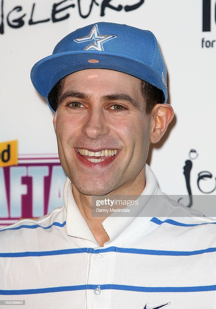 Lee Nelson attends the Loaded LAFTA's at Sway on March 7, 2013 in London, England.