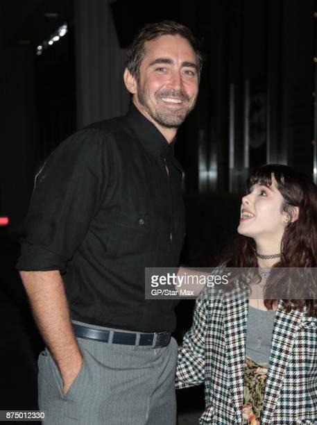 Lee Pace is seen on November 15 2017 in Los Angeles CA
