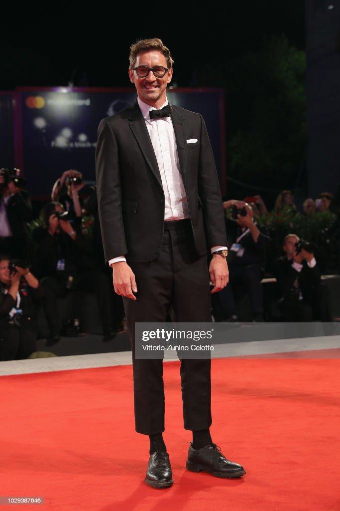 """ITA: """"Driven"""" Premiere And Closing Night Red Carpet Arrivals - 75th Venice Film Festival"""