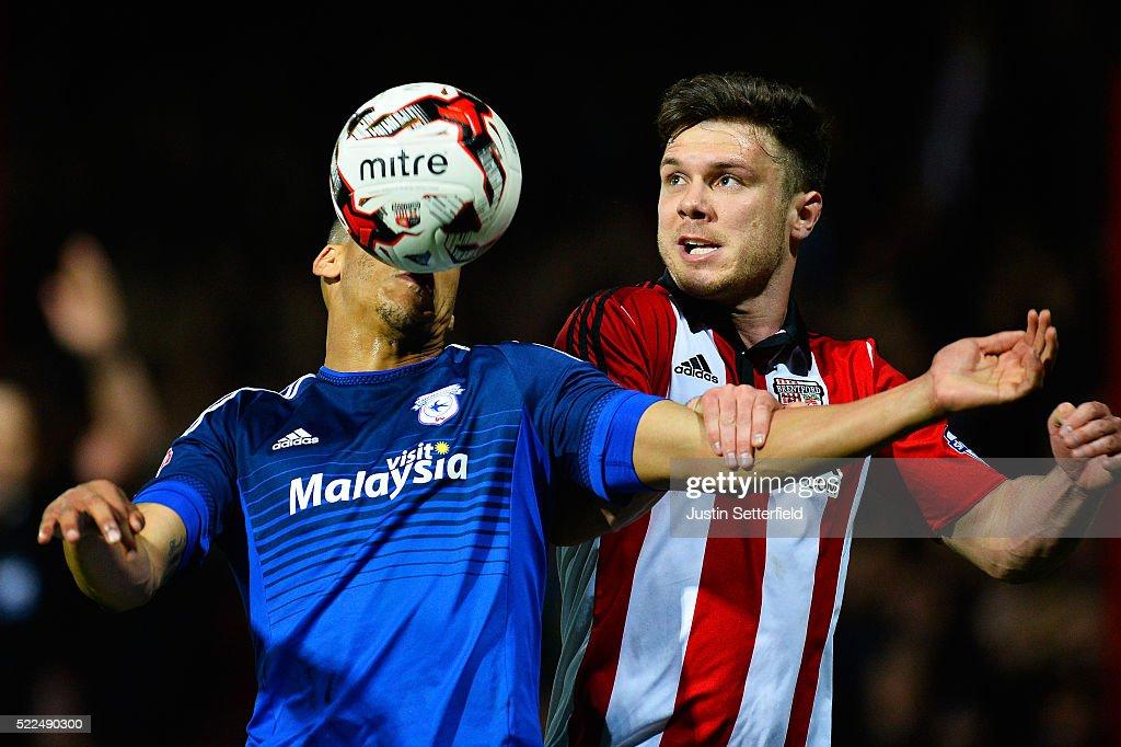 Brentford v Cardiff City - Sky Bet Championship : News Photo