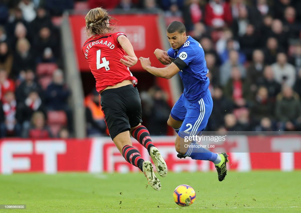 Southampton FC v Cardiff City - Premier League : News Photo