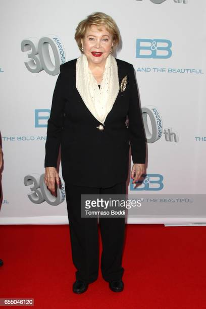 Lee Phillip Bell attends the CBS's The Bold And The Beautiful 30th Anniversary Party at Clifton's Cafeteria on March 18 2017 in Los Angeles California