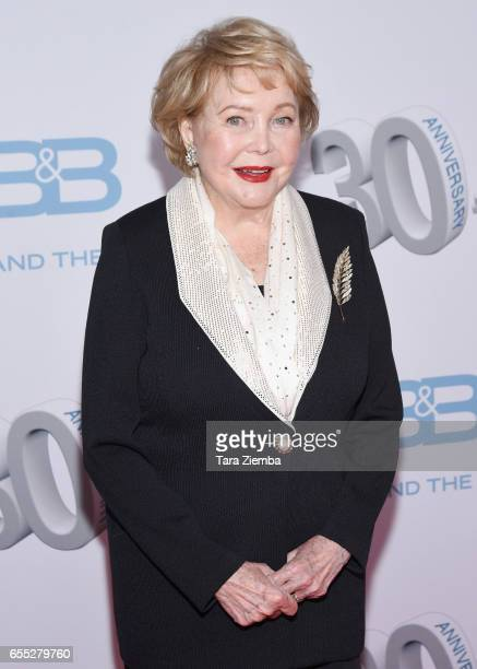 Lee Phillip Bell attends the CBS's 'The Bold And The Beautiful' 30th Anniversary Party at Clifton's Cafeteria on March 18 2017 in Los Angeles...