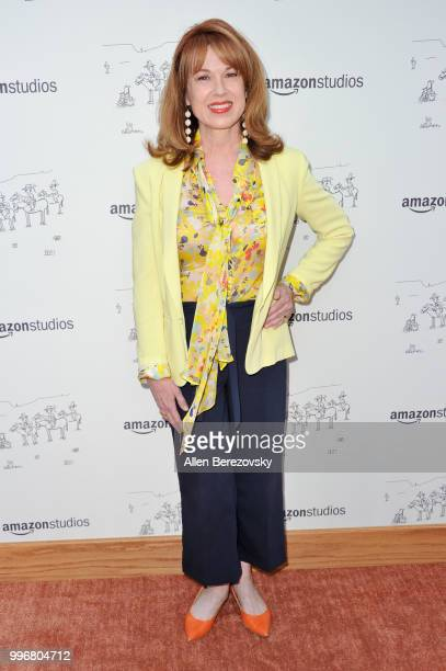 Lee Purcell attends Amazon Studios Premiere of 'Don't Worry He Wont Get Far On Foot' at ArcLight Hollywood on July 11 2018 in Hollywood California