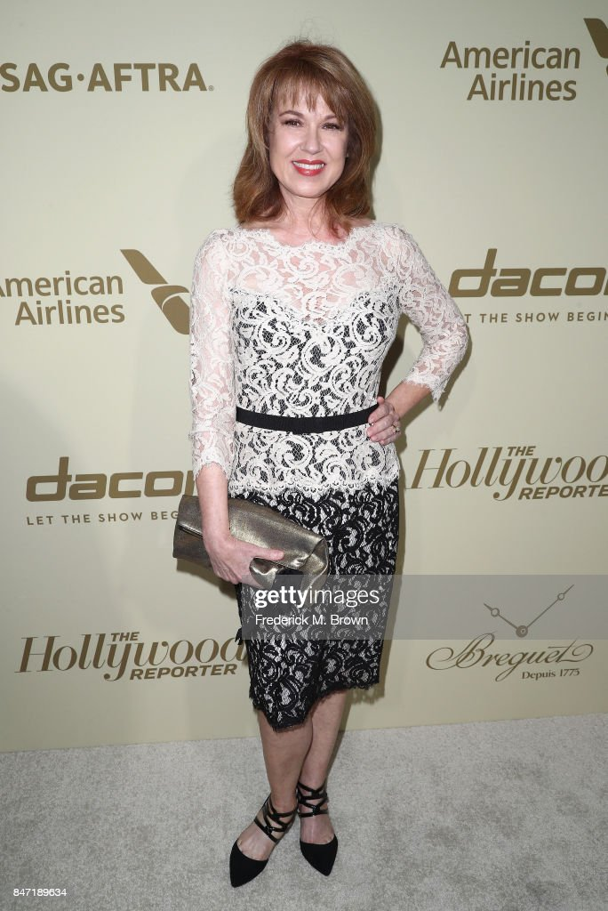 Lee Purcell attends The Hollywood Reporter and SAG-AFTRA Inaugural Emmy Nominees Night presented by American Airlines, Breguet, and Dacor at the Waldorf Astoria Beverly Hills on September 14, 2017 in Beverly Hills, California.