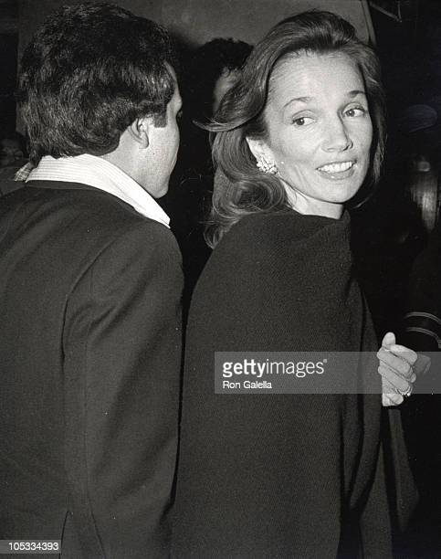 Lee Radziwill and Anthony Radziwill during John Kennedy and Caroline Kennedy's Birthday Party at Jackie Onassis's 5th Avenue Apartment in New York...