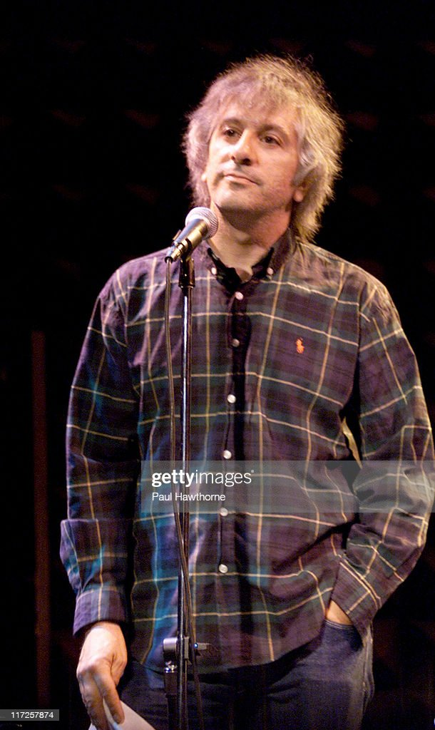 Lee Ranaldo of Sonic Youth during 2003 Howl! Festival - Lou Reed And Friends, FEVA Benefit Reading - New York City at Joe's Pub in New York, New York, United States.