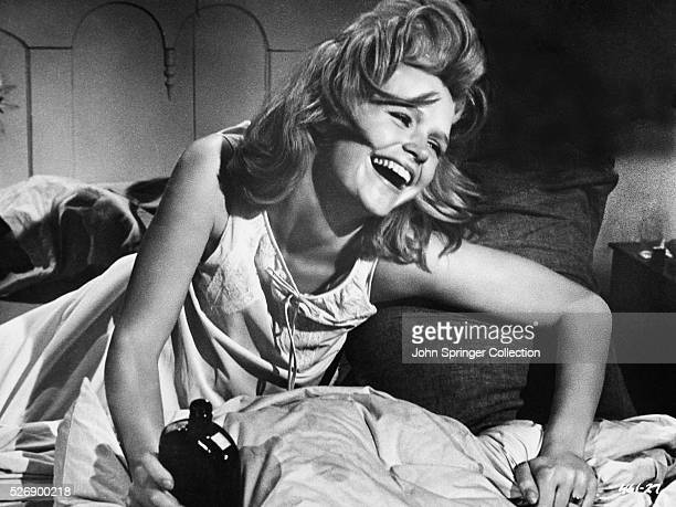 Lee Remick as Kirsten Arnesen Clay in the 1962 film Days of Wine and Roses
