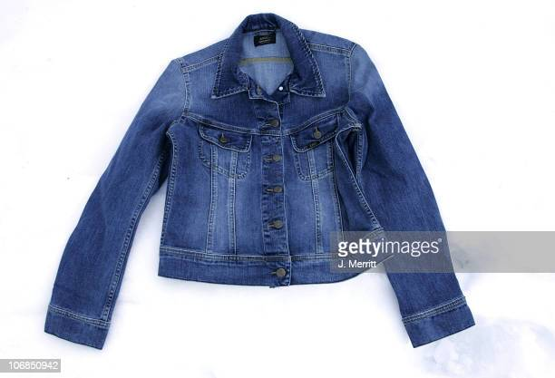 Lee Rider Jean Jacket during UPP Hot House sponsored by The North Face Napapijri Hush Puppies Nautica LEE Biolage Absolut Atkins Wigwam and Evian at...