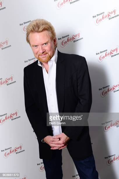 Lee Roy Parnell attends the Ray Stevens CabaRay Showroom VIP Celebration on January 10 2018 in Nashville Tennessee