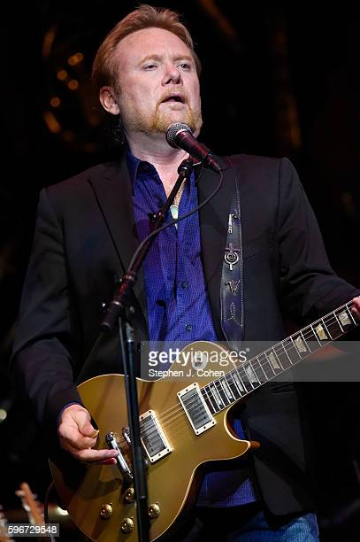 Lee Roy Parnell of Guitar Army performs at The Bombard Theater on August 27 2016 in Louisville Kentucky