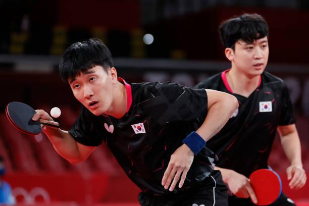 JPN: Table Tennis - Olympics: Day 9