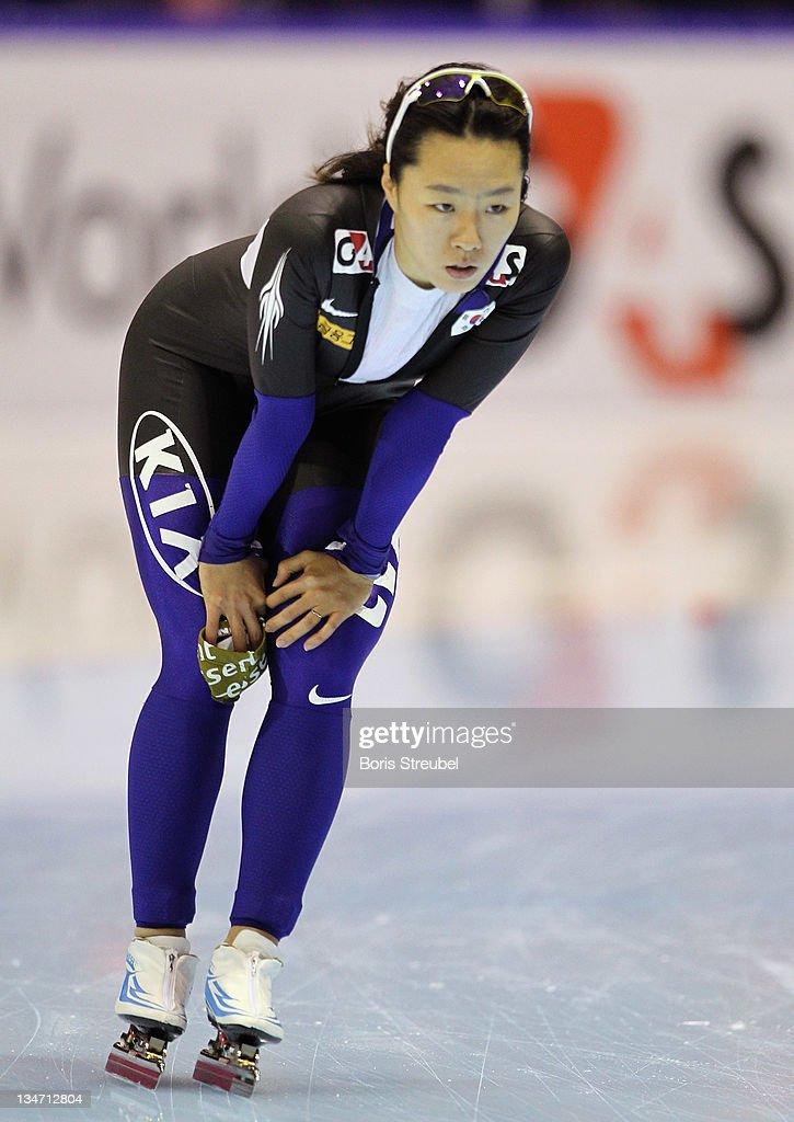 ISU World Cup Speed Skating Women - Day Two