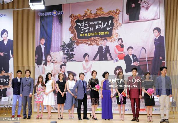 Lee SangWoo Kim JungTae Lee SeYoung Clara Sim YiYoung Go NaEun Kwon HaeHyo Lee TaeRan Cho MinSoo Nam SangMi Kim JiHoon Jang YoungNam and Jang...