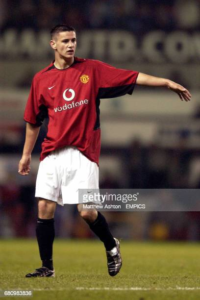 Lee Sims Manchester United