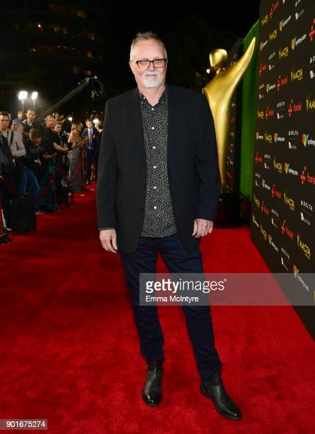 Lee Smith attends the 7th AACTA International Awards at Avalon Hollywood in Los Angeles on January 5 2018 in Hollywood California