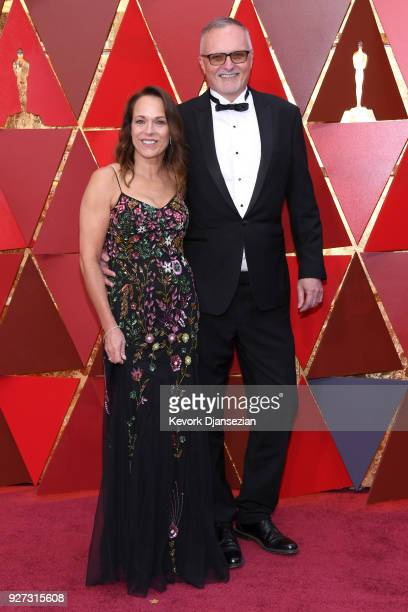 Lee Smith attends the 90th Annual Academy Awards at Hollywood Highland Center on March 4 2018 in Hollywood California