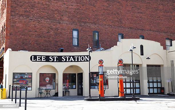 Lee St. Gas Station - Deadwood, South Dakota