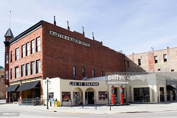 Lee St. Station/Martin and Mason Building - Deadwood, South Dakota