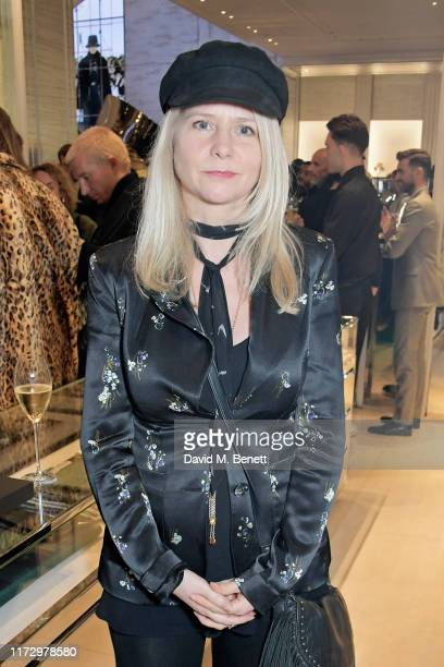 Lee Starkey attends the Dior Sessions book launch on October 01, 2019 in London, England.