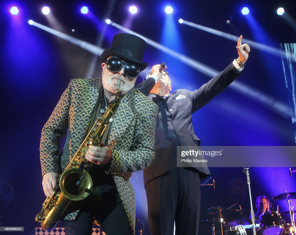 Madness Perform At The 3Arena, Dublin