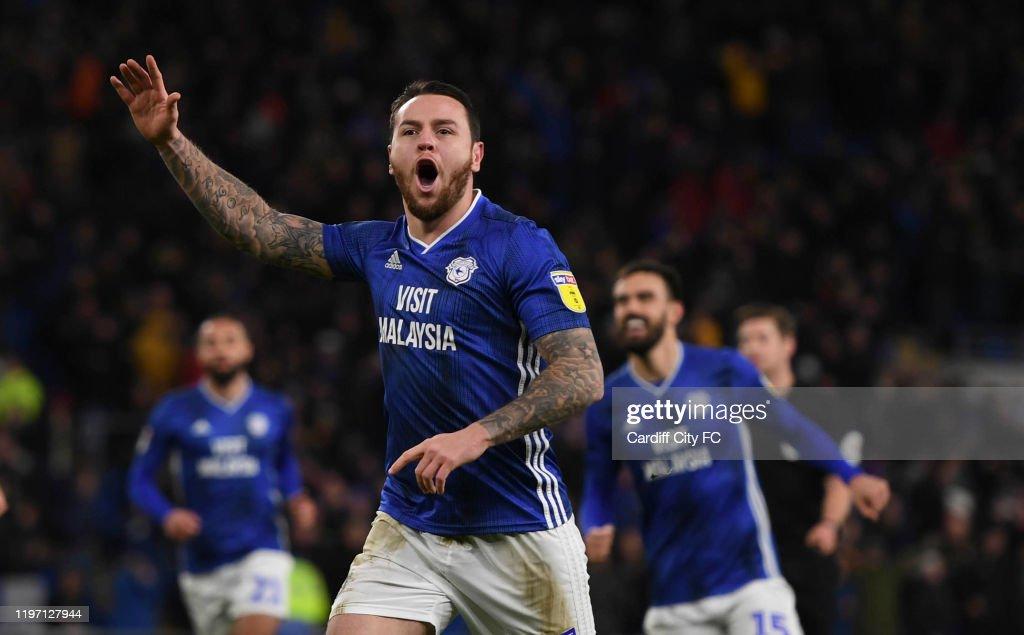 Cardiff City v West Bromwich Albion - Sky Bet Championship : News Photo