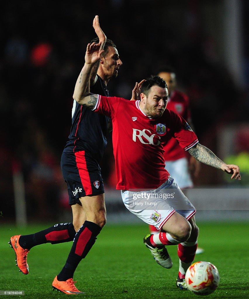 Bristol City v Rotherham United - Sky Bet Championship