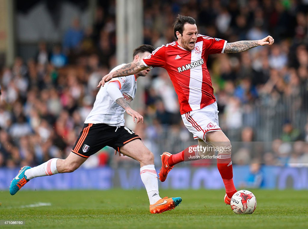 Fulham v Middlesbrough - Sky Bet Championship