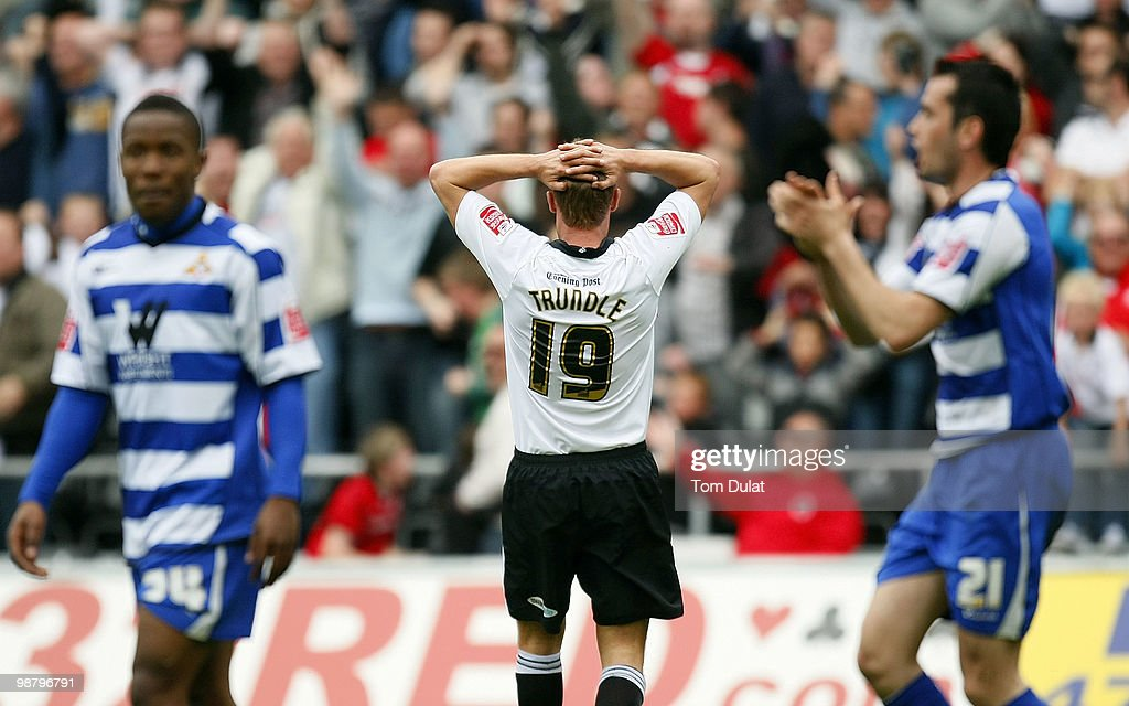Swansea City v Doncaster Rovers : News Photo
