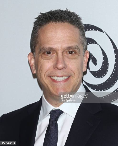 Lee Unkrich attends the 2017 New York Film Critics Awards at TAO Downtown on January 3 2018 in New York City