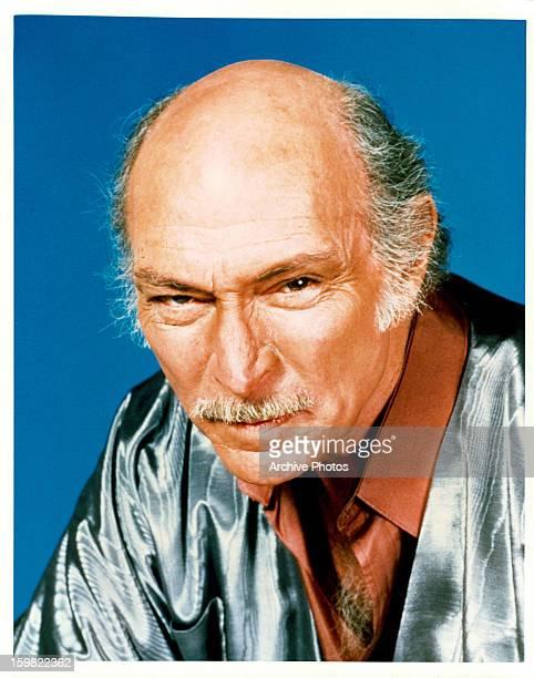 Lee Van Cleef publicity portrait circa 1984