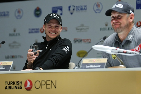 "Westwood ""disappointed"" in McIlroy's Turkish withdrawal"