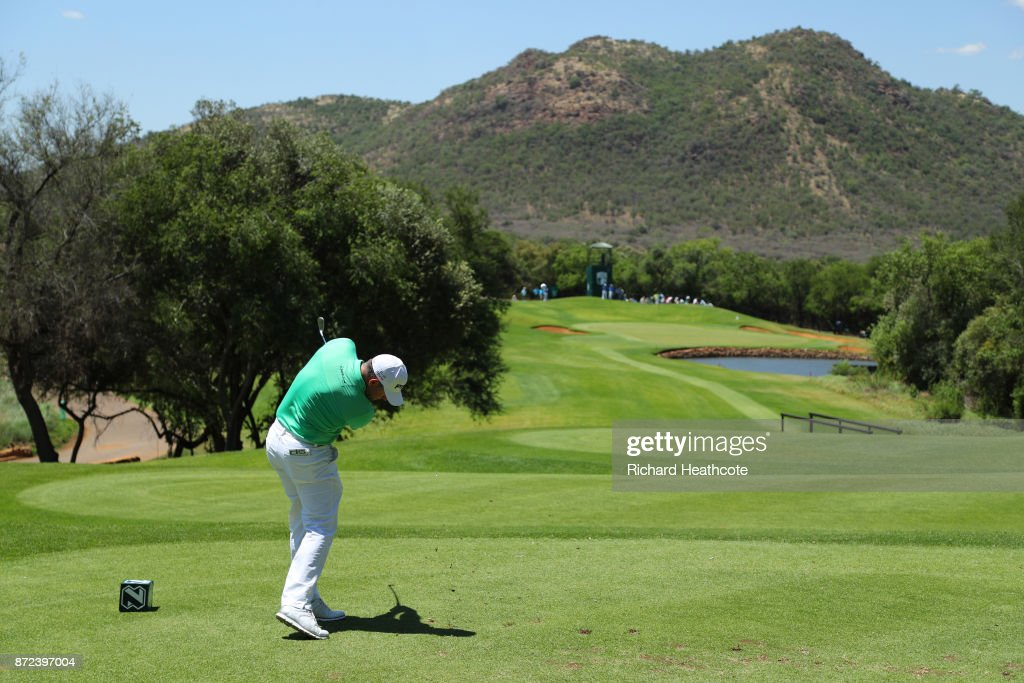 Nedbank Golf Challenge - Day Two : News Photo