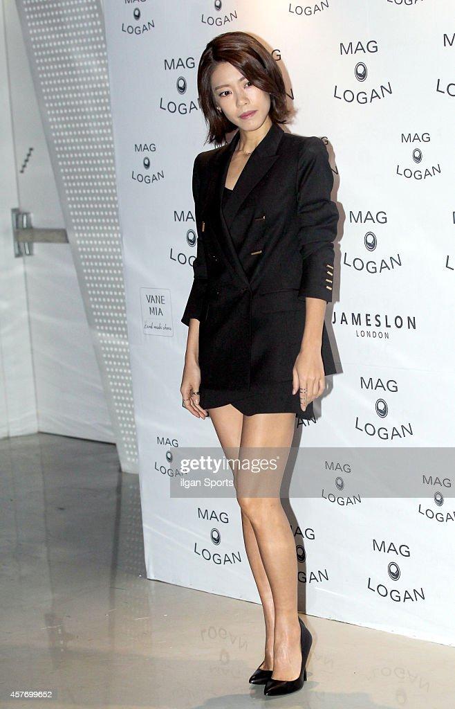 "2015 S/S Seoul Fashion Week ""Mag & Logan"" Collection"