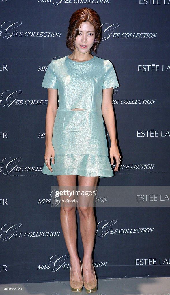 2014 F/W Seoul Fashion Week 'Ji Chun-Hee Fashion Show'