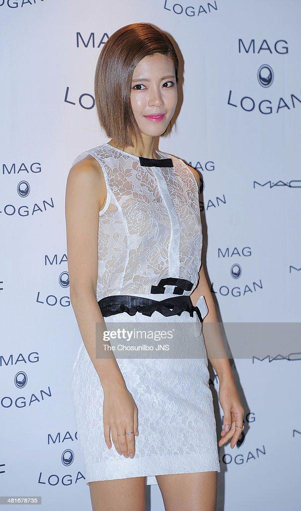2014 F/W Seoul Fashion Week MAG & LOGAN Collection