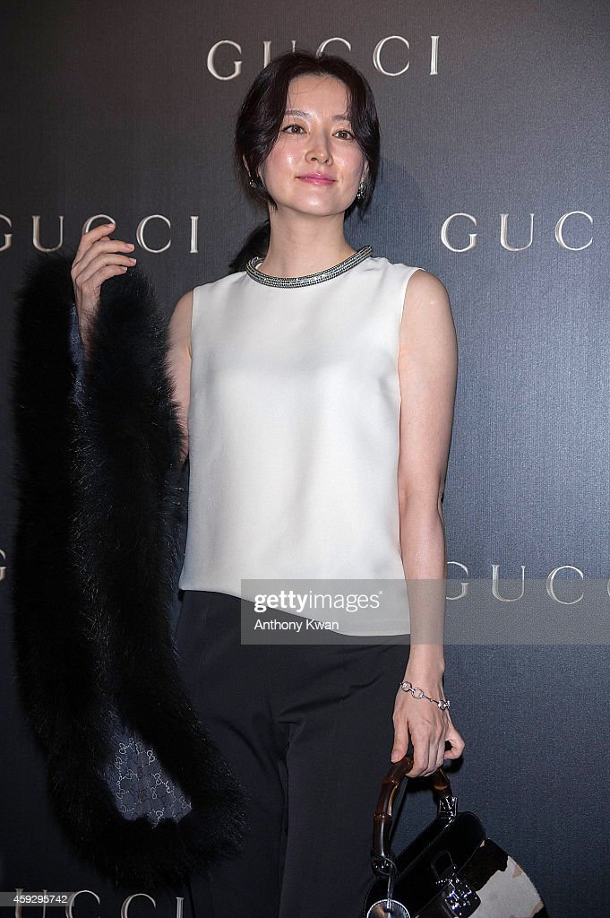 Gucci Celebrates Flora Knight Collection in Hong Kong - Arrivals