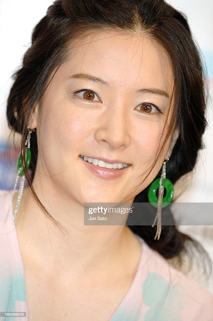 Lee Young-Ae during Lee Young-Ae Celebrates Her Official ...