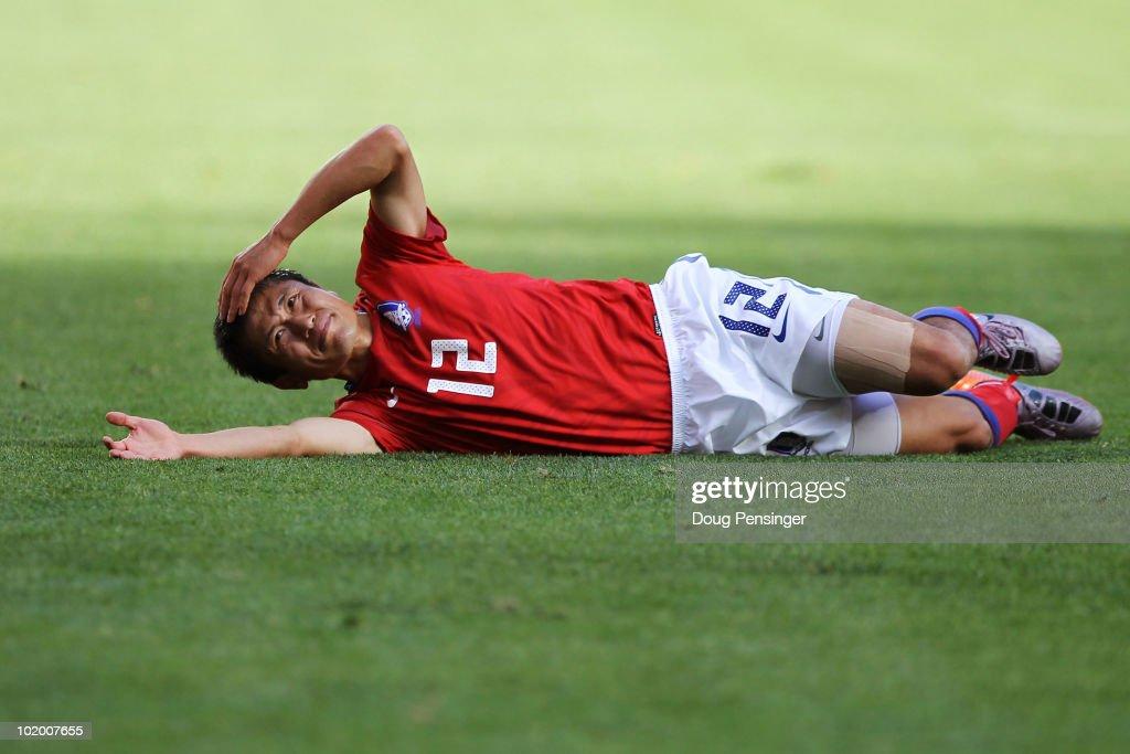 South Korea v Greece: Group B - 2010 FIFA World Cup