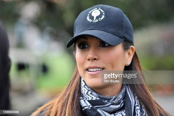 Leeann Tweeden attends the 10th Annual Celebrity Golf Tournament... News Photo - Getty Images
