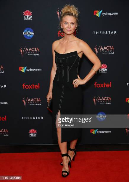 Leeanna Walsman attends the 2019 AACTA Awards Presented by Foxtel | Industry Luncheon at The Star on December 02 2019 in Sydney Australia