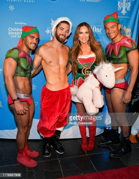 LeeAnne Locken attends the Children's Hospital of Los Angeles Christmas In September Toy Drive at The Abbey on September 24 2019 in West Hollywood...