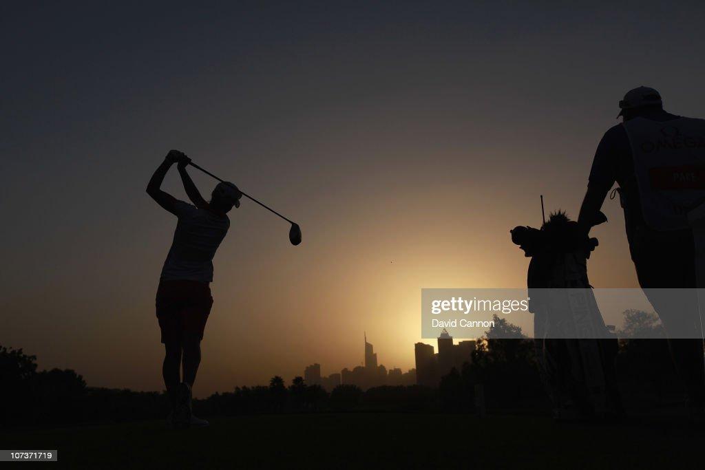 Dubai Ladies Masters - Previews : Nachrichtenfoto
