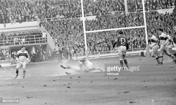 Leeds 11-10 Wakefield Trinity, Rugby League Challenge Cup Final match at Wembley Stadium, London, Saturday 11th May 1968. The match is also known as...