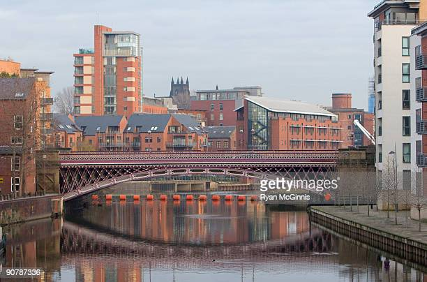 leeds bridge - armory stock pictures, royalty-free photos & images
