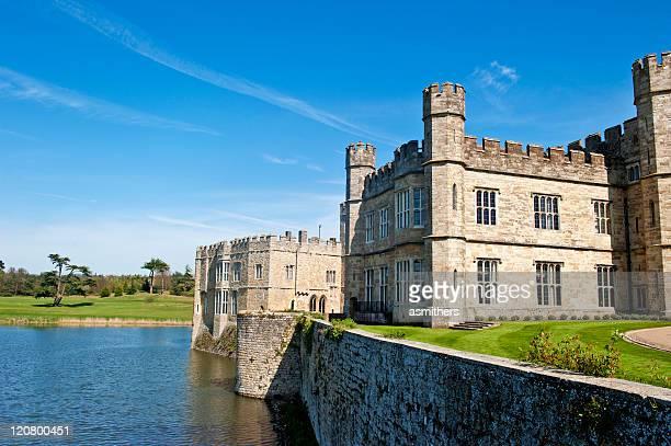 Leeds Castle in der Grafschaft Kent
